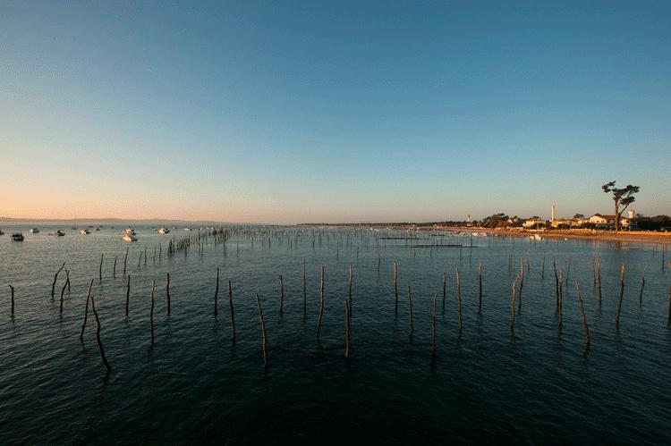 Les ports ostréicoles