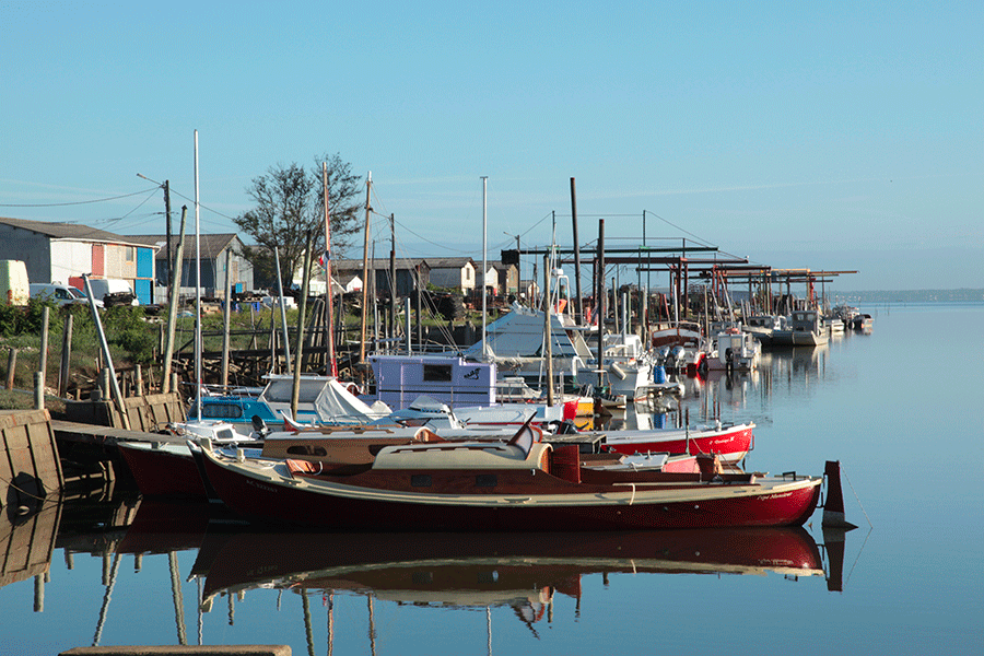 bateaux pinasse port gujan mestras